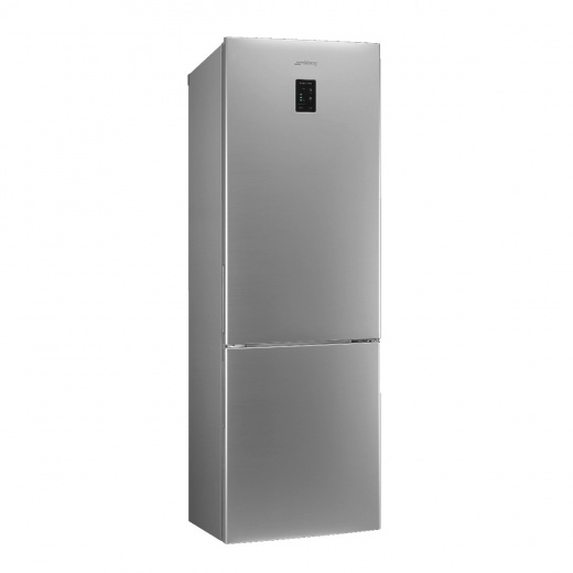 Free-Standing Refrigerator with Bottom Mount Freezer