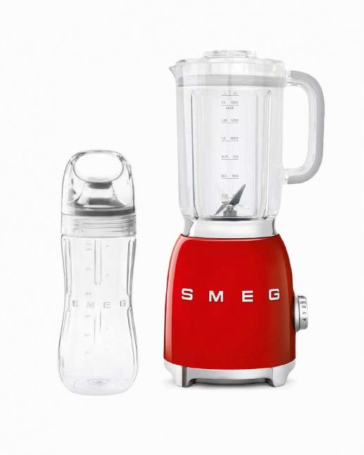BUNDLE: Blender Red and Bottle-To-Go