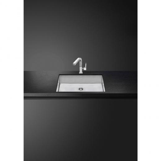 VSTR71-2 | 71CM Under Worktop Sink