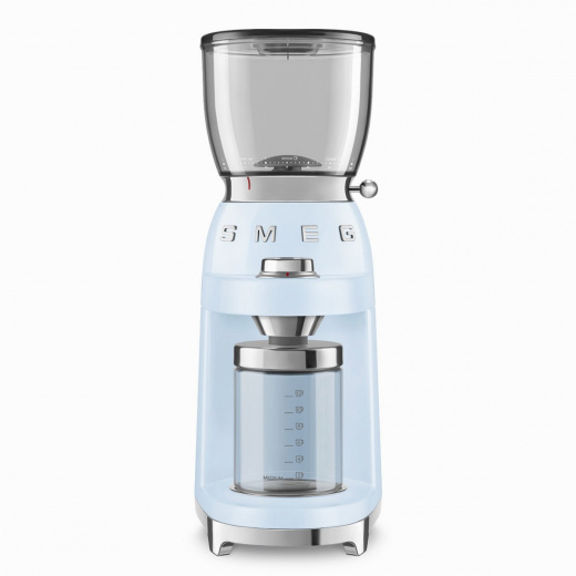 Coffee Grinder Pastel Blue