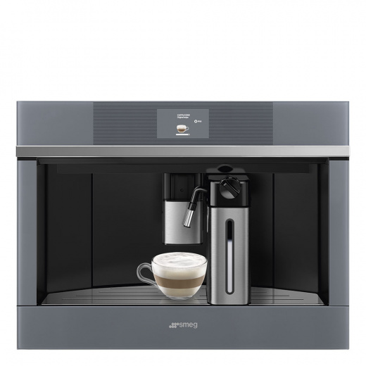 CMS4104S | Built-In Linea Automatic Coffee Machine with Automatic Coffee Bean Grinder, 60cm x 45cm