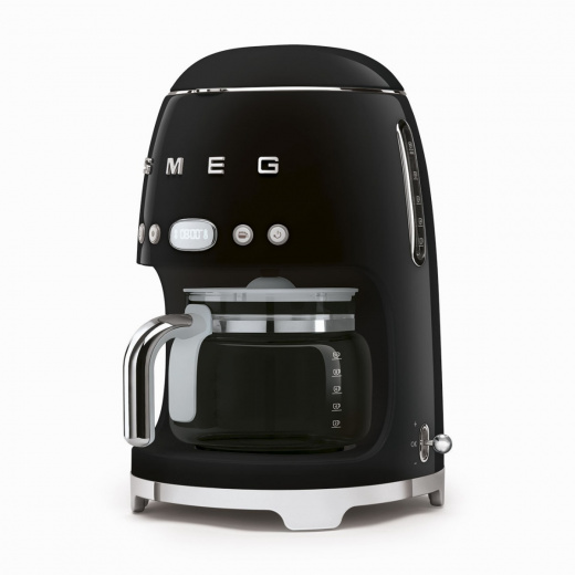 Drip Filter Coffee Machine Black