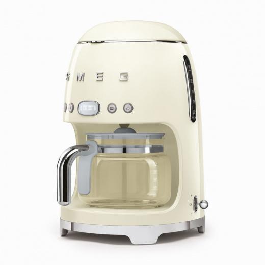 Drip Filter Coffee Machine Cream