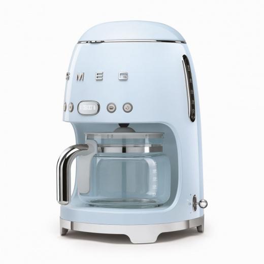Drip Filter Coffee Machine Pastel Blue