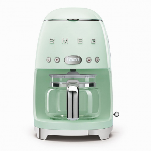 Drip Filter Coffee Machine Pastel Green