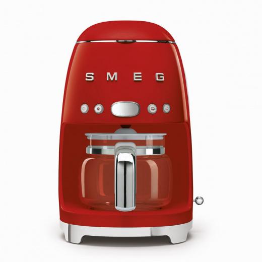 Drip Filter Coffee Machine Red