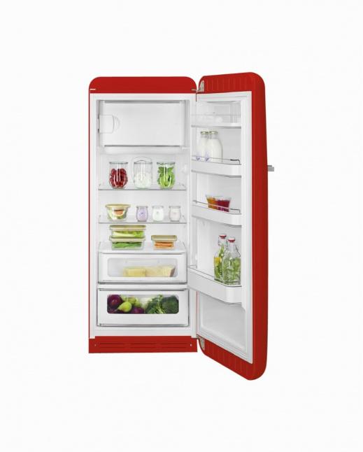 FAB28RRD5   FAB28 Refrigerator Red