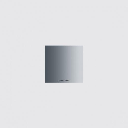 KIT60X | 60CM, COOKER BACKSPLASH, STAINLESS STEEL