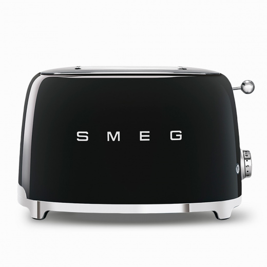 2-Slice Toaster Black