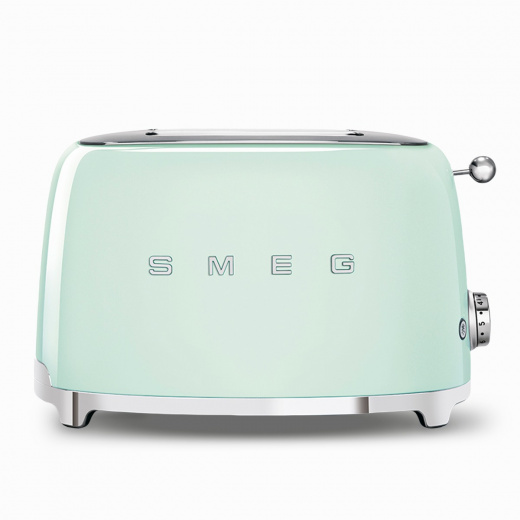 2-Slice Toaster Pastel Green