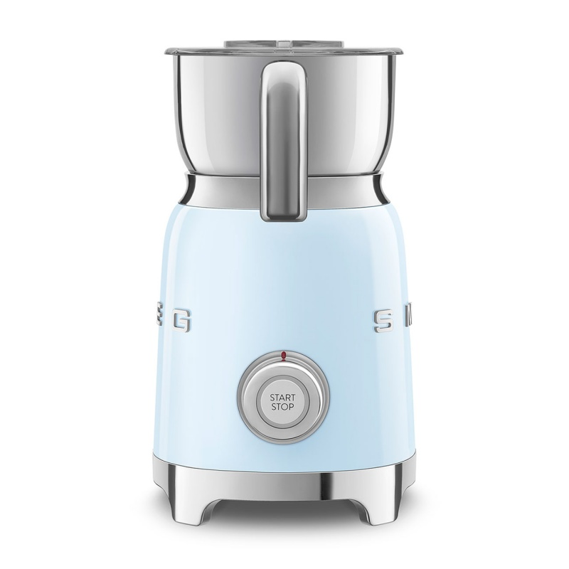 Milk Frother Pastel Blue