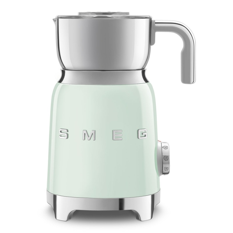 Milk Frother Pastel Green