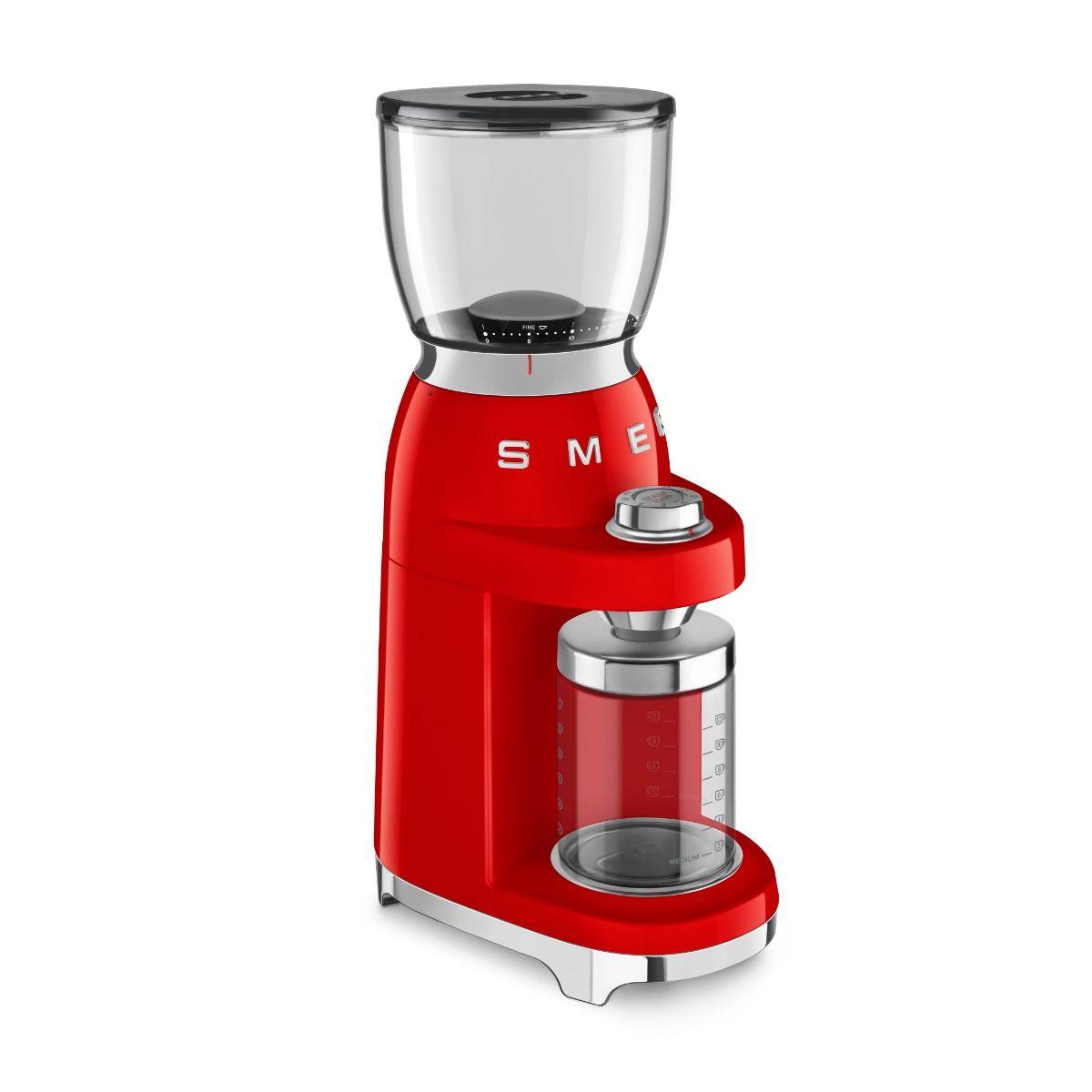 Coffee Grinder Red