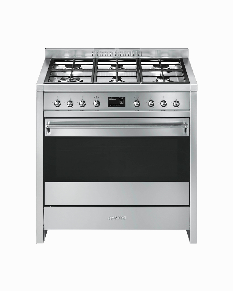 A1-9 | 90CM Opera Cooker with Multifunction Oven & Gas Hob