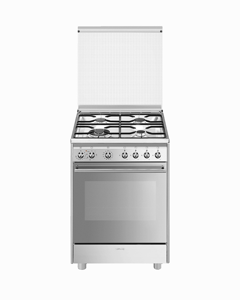 CX68M8-1 | 60CM Concert Free Standing Cooker with Thermoventilated Oven & Gas Hob