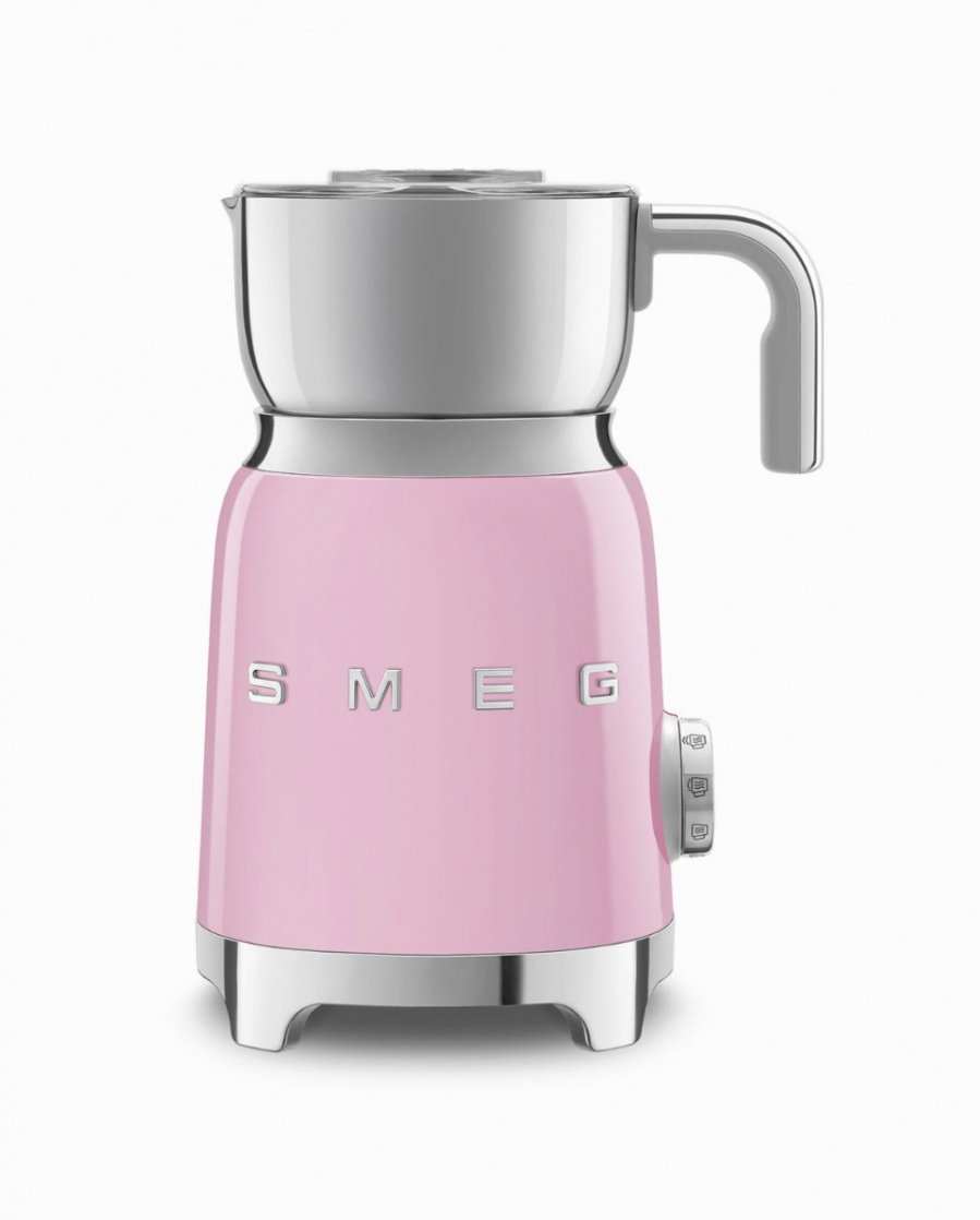 Milk Frother Pink