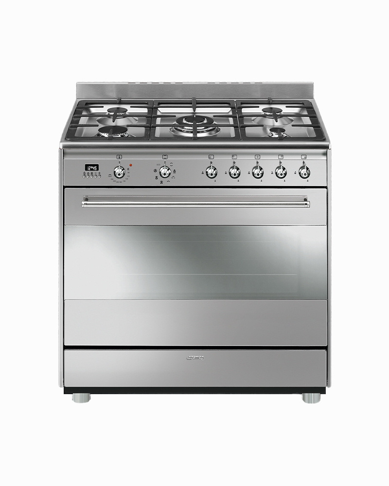 SSA91MAX9 | 90CM Concert Cooker with Multifunction Oven & Gas Hob