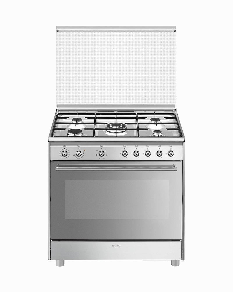 SX91SV9 | 90CM Concert Cooker with Fan-Assisted Electric Oven & Gas Hob