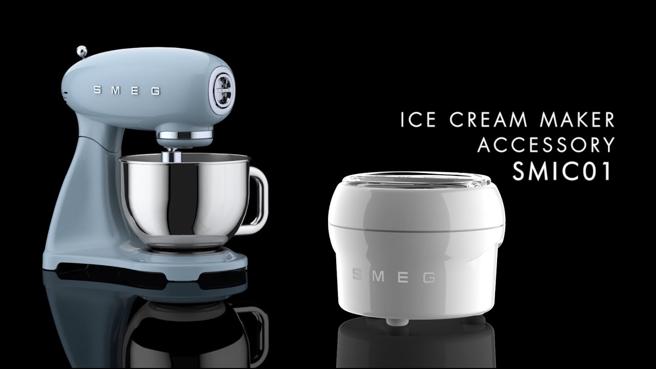 Smeg Ice Cream Maker (Stand Mixer Accessory)