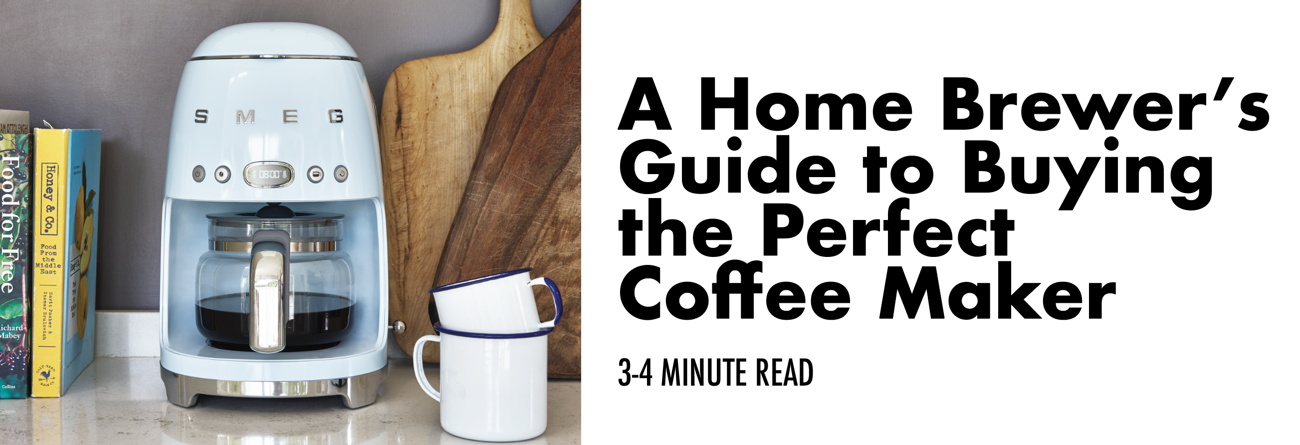 A Home Brewer's Guide to Buying the Perfect Coffee Maker