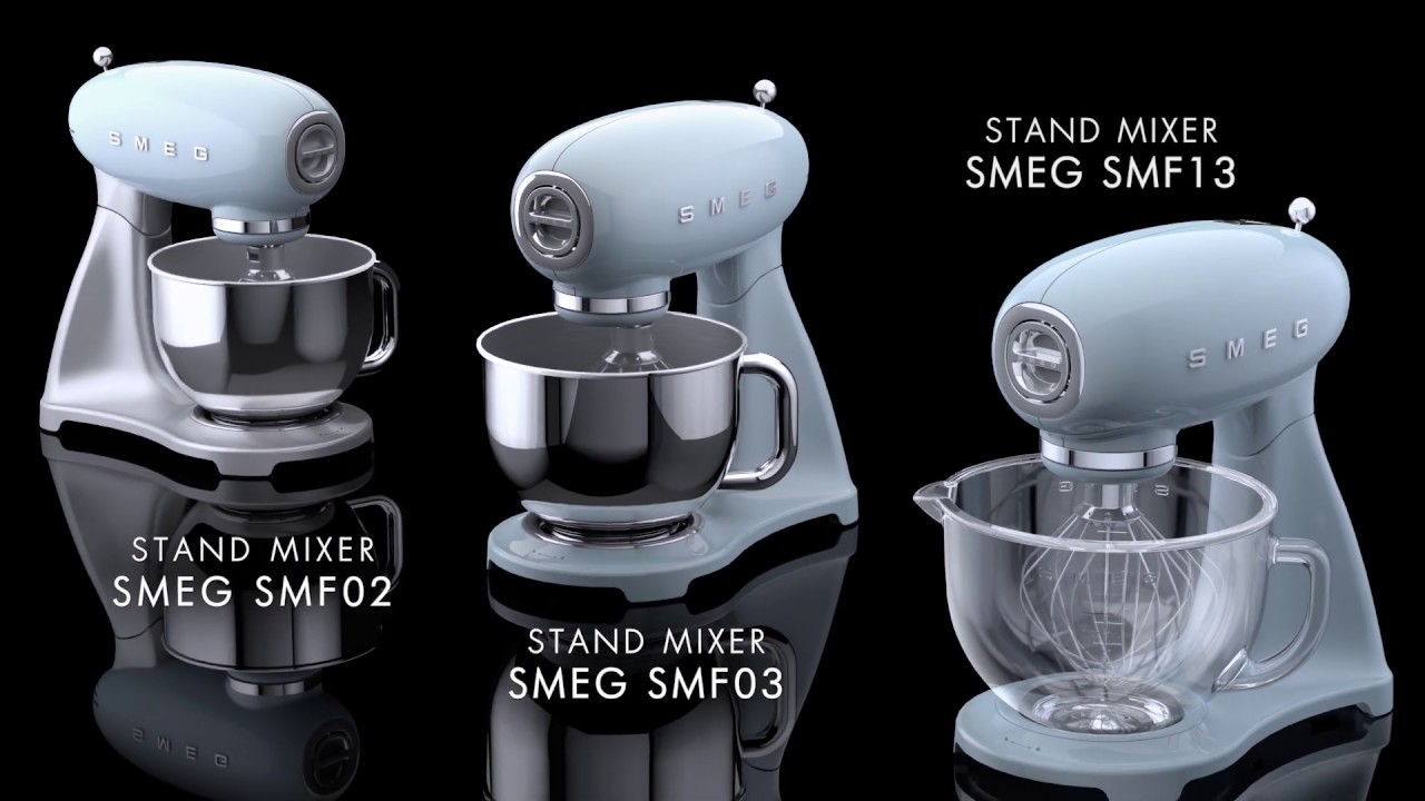 Smeg Stand Mixers