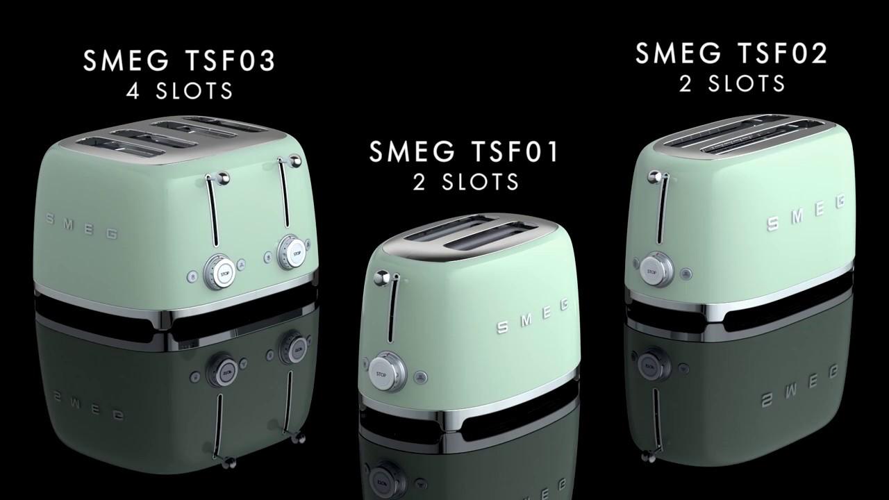 Smeg Toasters