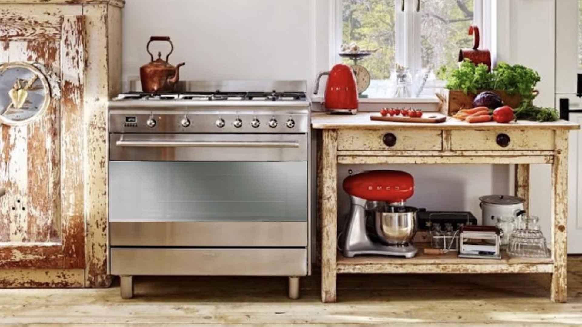 Get the Best Value from the Smeg Concert Range Cooker