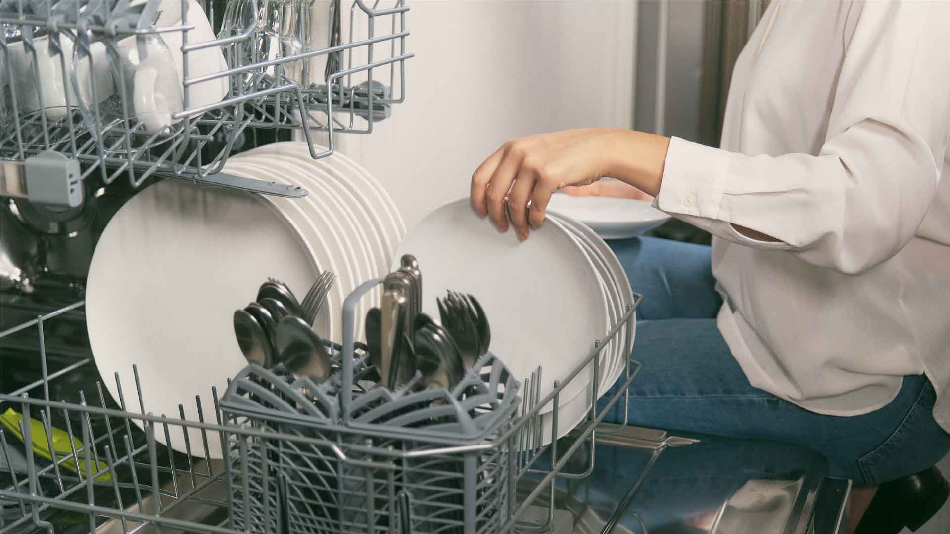 Never Wash Dishes Again