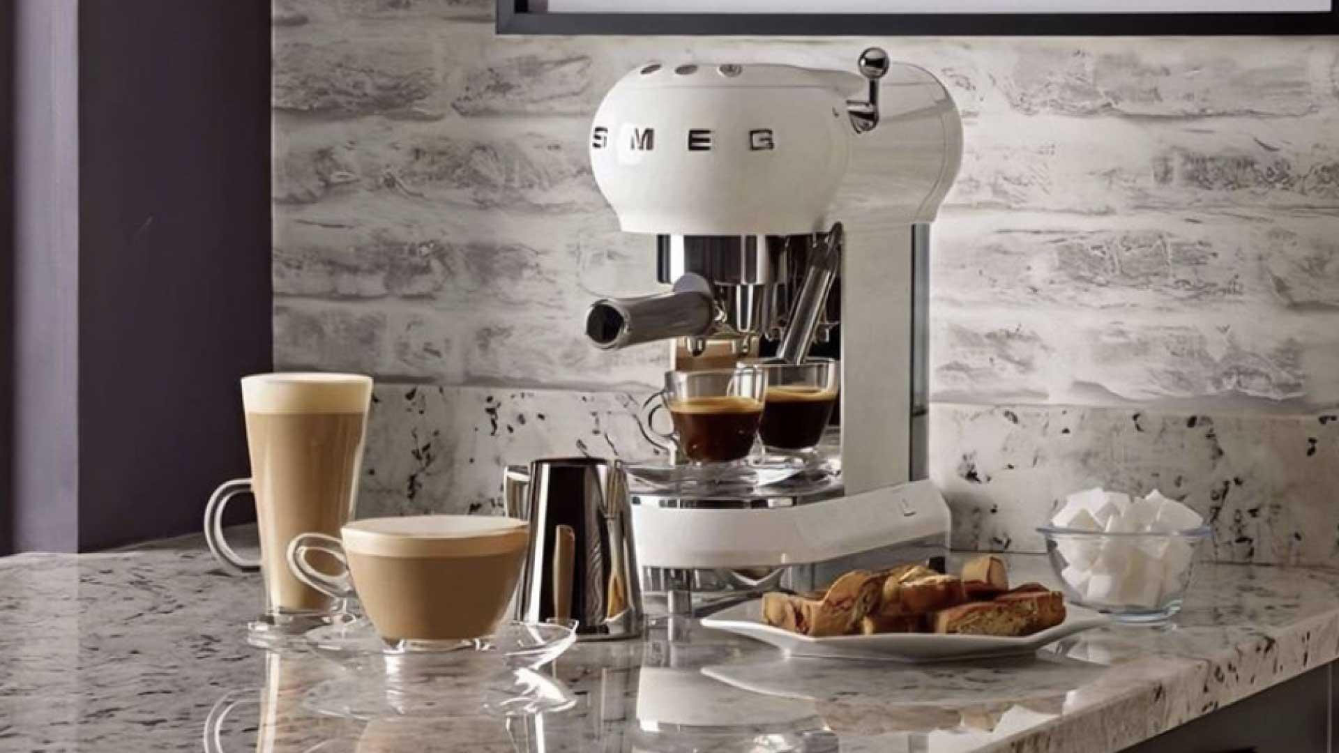 Smeg Espresso Coffee Machine Exposé: Your Best Shot