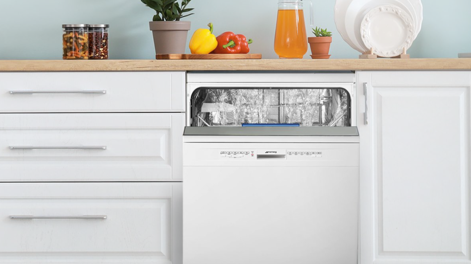 Dishwasher Q&A: All Your Questions About Smeg Dishwashers Answered