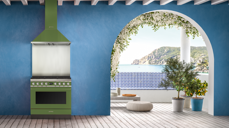 Hot Item! Smeg Portofino Free Standing Cooker