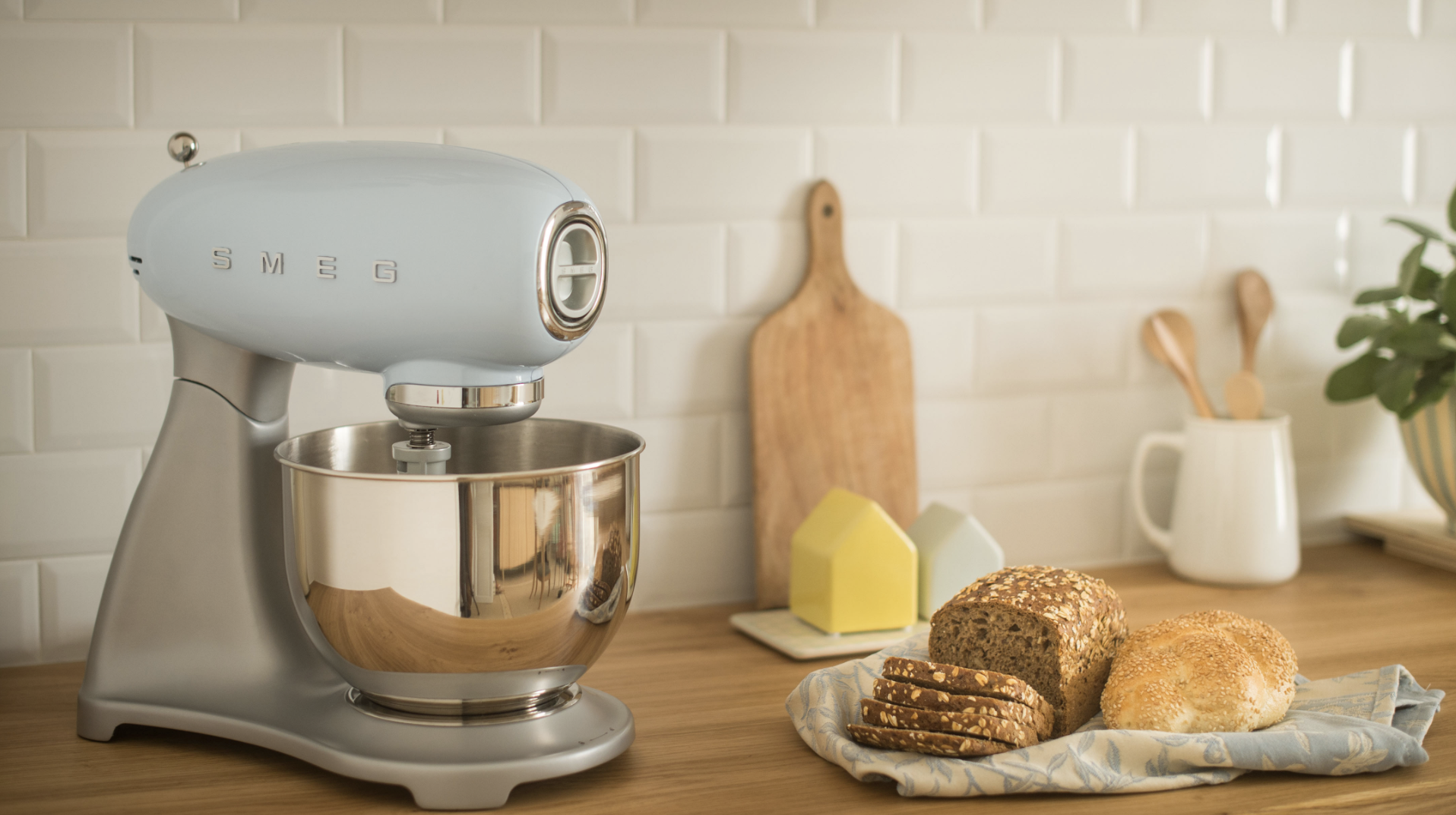 Healthy Recipes You Can Make with a Smeg Stand Mixer