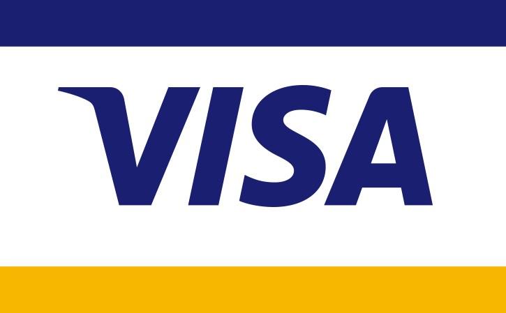 Visa Brand Logo
